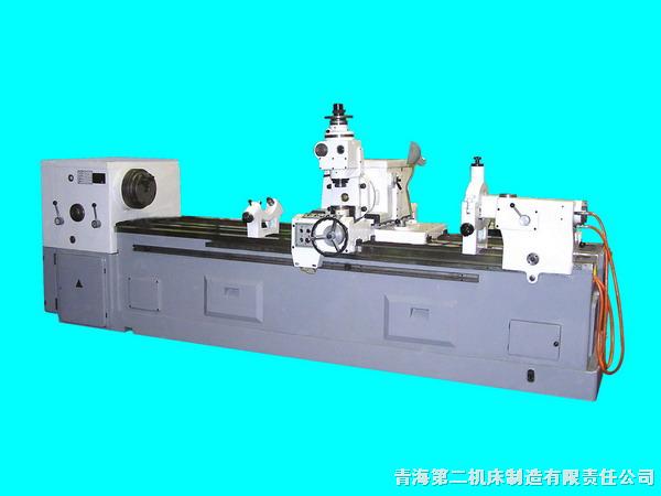 YB6020半自动花键轴铣床