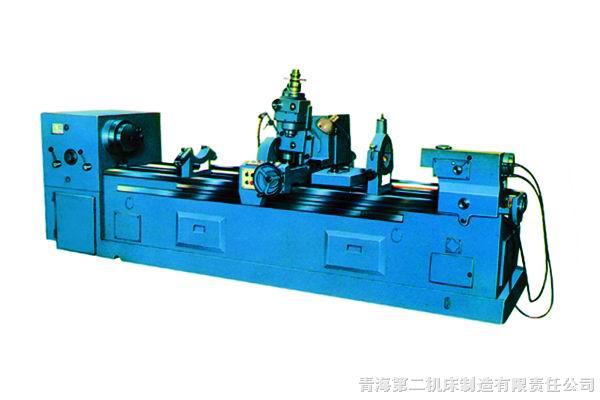 YB6016半自动花键轴铣床