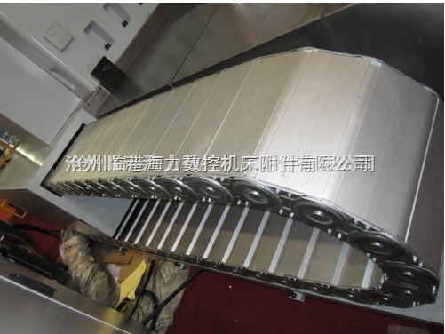 工作母机移动机械钢制传送链