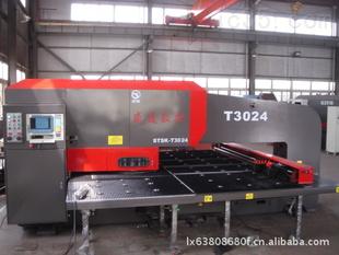供应自动换模转塔数控冲床及送料机(图)T3024