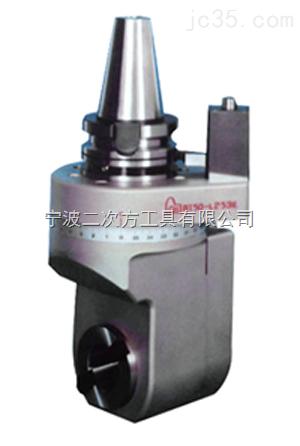 势供应台湾CH角度头BT50-L253F自动换刀内缩角度头,横向铣头