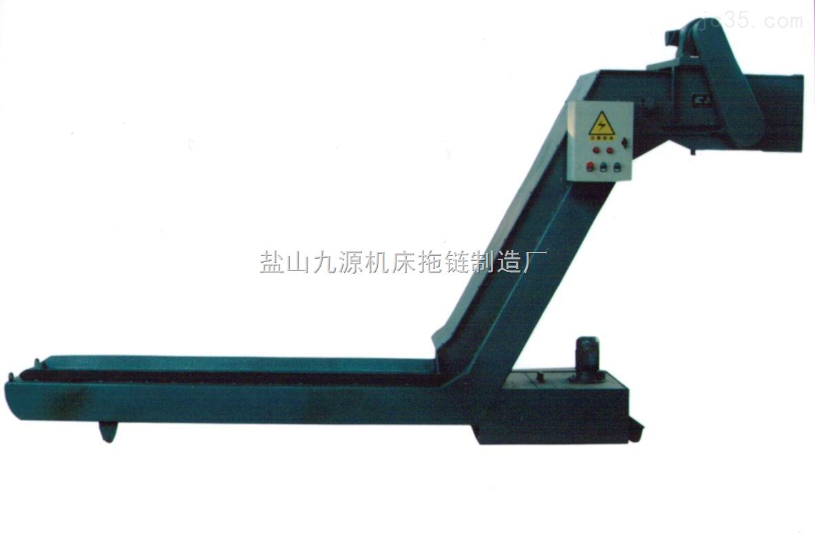 雅安链板排屑机安装维修,资阳机床排屑机质保一年
