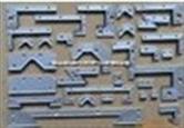 供应聚氨酯胶条刮屑板、整条刮削板