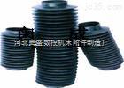 杭州机床防护罩订做 宁波丝杠防护罩厂家 温州圆筒式防护罩