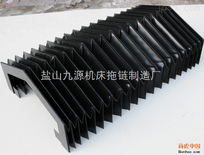 潮州软性风琴防护罩品牌产品,东莞风琴机床防护罩