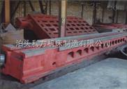 利方大型机床铸件