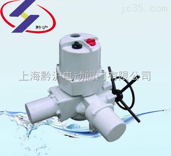DQW系列智能非侵入式电动执行器
