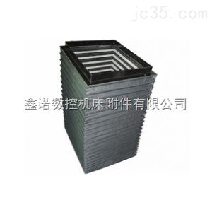 升降机风琴式防护罩 方形升降机风琴罩