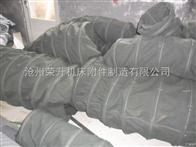 水泥散装伸缩布袋--客户要求定做、伸缩软连接、高温伸缩管、丝杠保护套