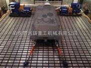 河铸电机试验平台,振动试验平台百年品牌