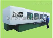 SK7763× 40 数控蜗杆磨床