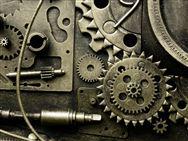 供应S206型搓丝机,斜齿/铸钢齿轮,铸铁底座。