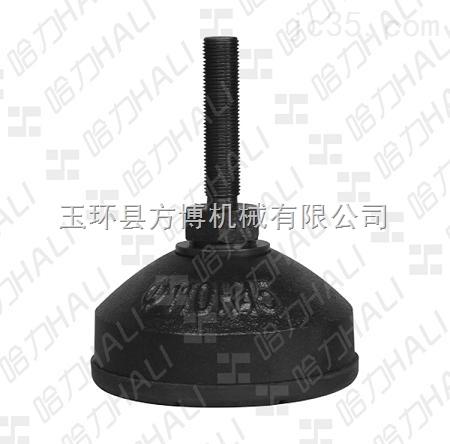 防震垫铁球面轻型可调减震垫铁