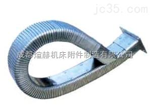 金属拖链 机床穿线管 方形线缆保护管 JR-2型矩形金属软管【质优价低】产品图片
