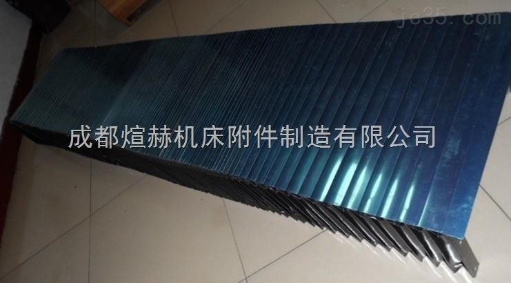 盔甲不锈钢机床立护罩材质特点产品图片