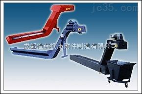 CNC加工中心刮板排屑器实体厂家产品图片