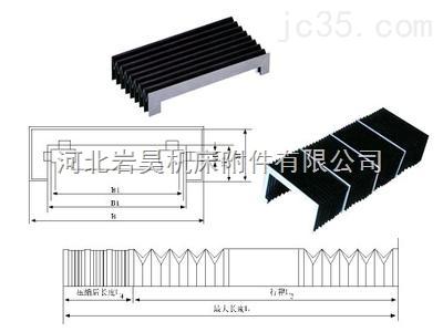上海风琴防护罩配套生产中