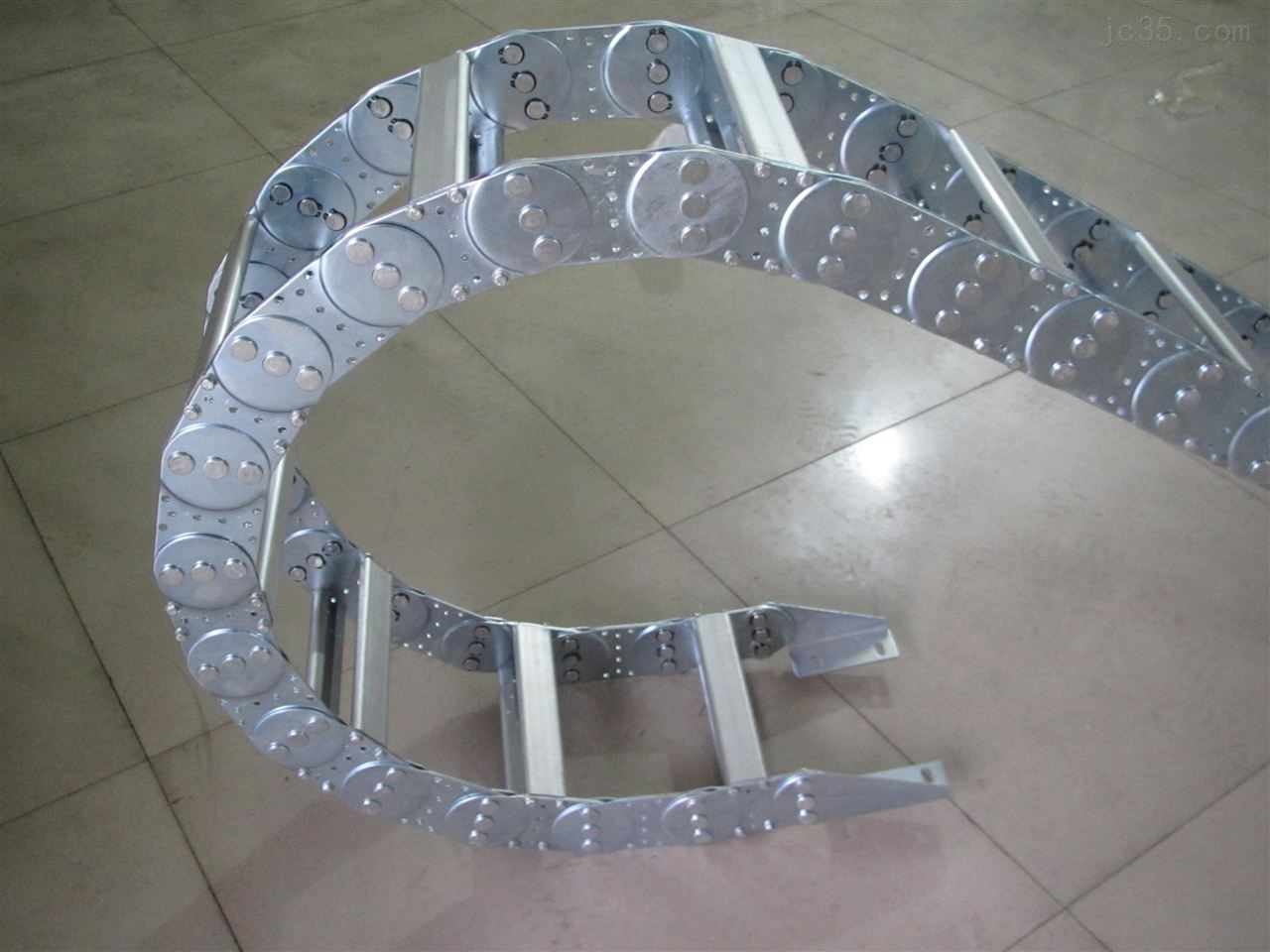 加强型钢铝拖链—创艺厂专业供应