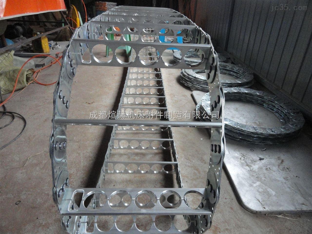 资阳TL225金属拖链 机床能源拖链价格产品图片