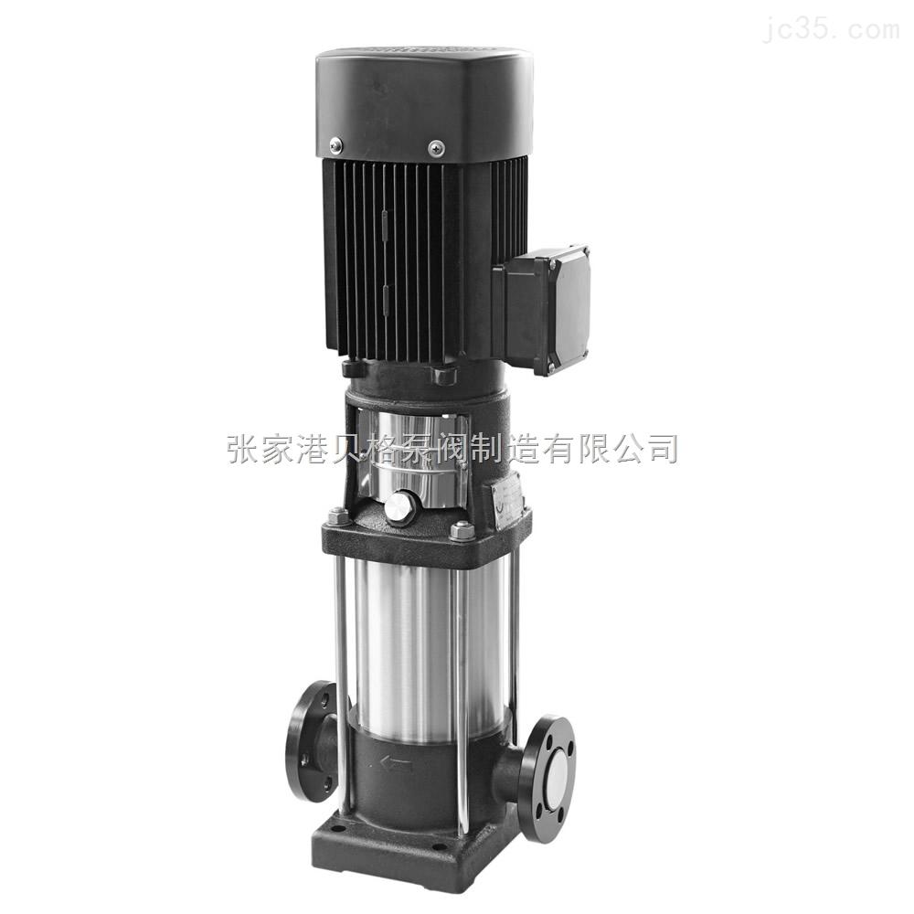 4吨立式不锈钢离心水泵,立式高压泵,锅炉补水泵,JGGC4-160