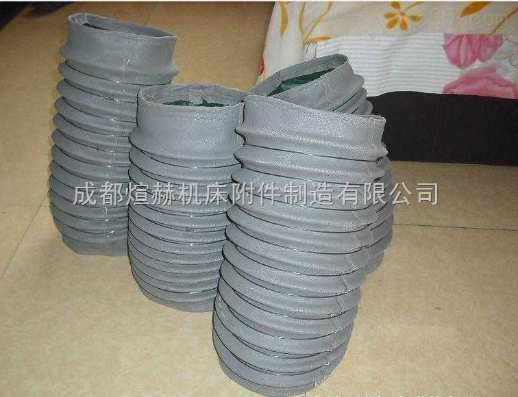 防尘罩 机床丝杠防尘罩产品图片