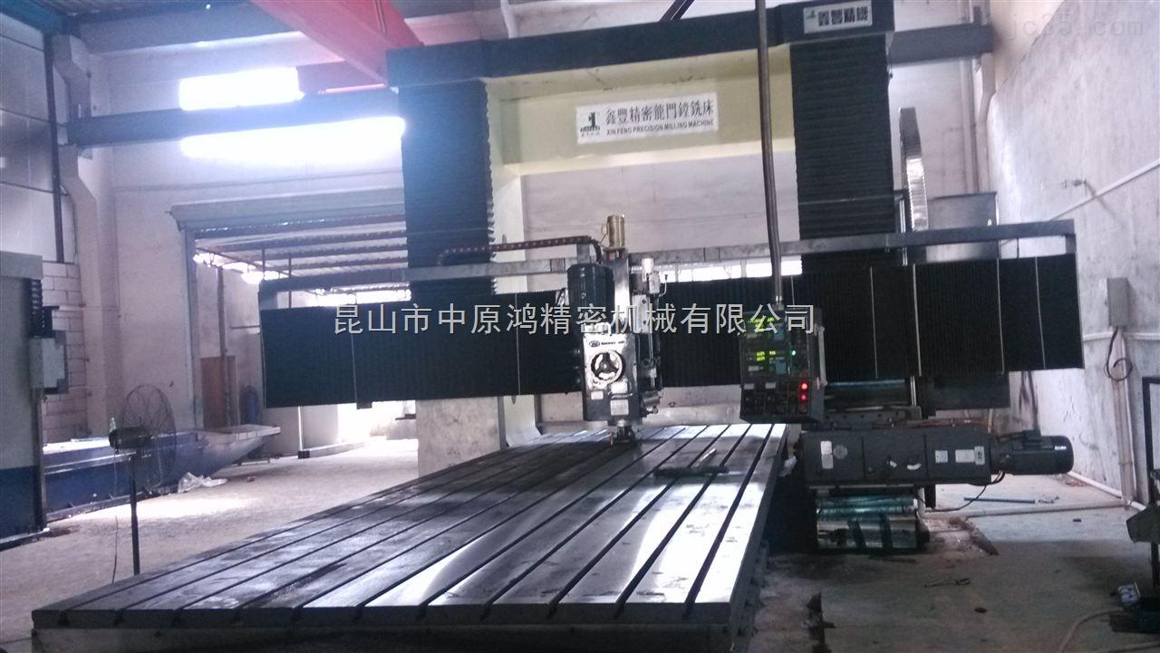 广东大型龙门铣床