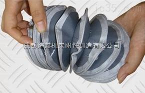 数控机床圆形伸缩防尘罩产品图片
