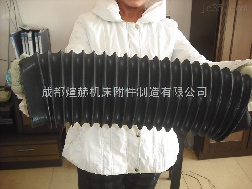 防油防水布内衬丝杠防尘罩产品图片
