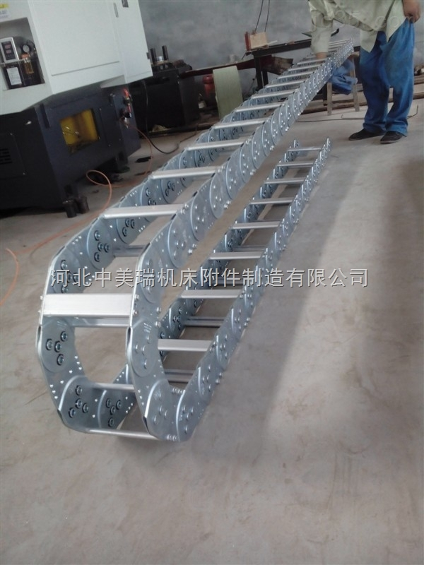 扬州钢铝拖链*坦克链*行业领跑者  性价比高!