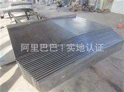 导轨式钢板防护罩-中国台湾工艺制作