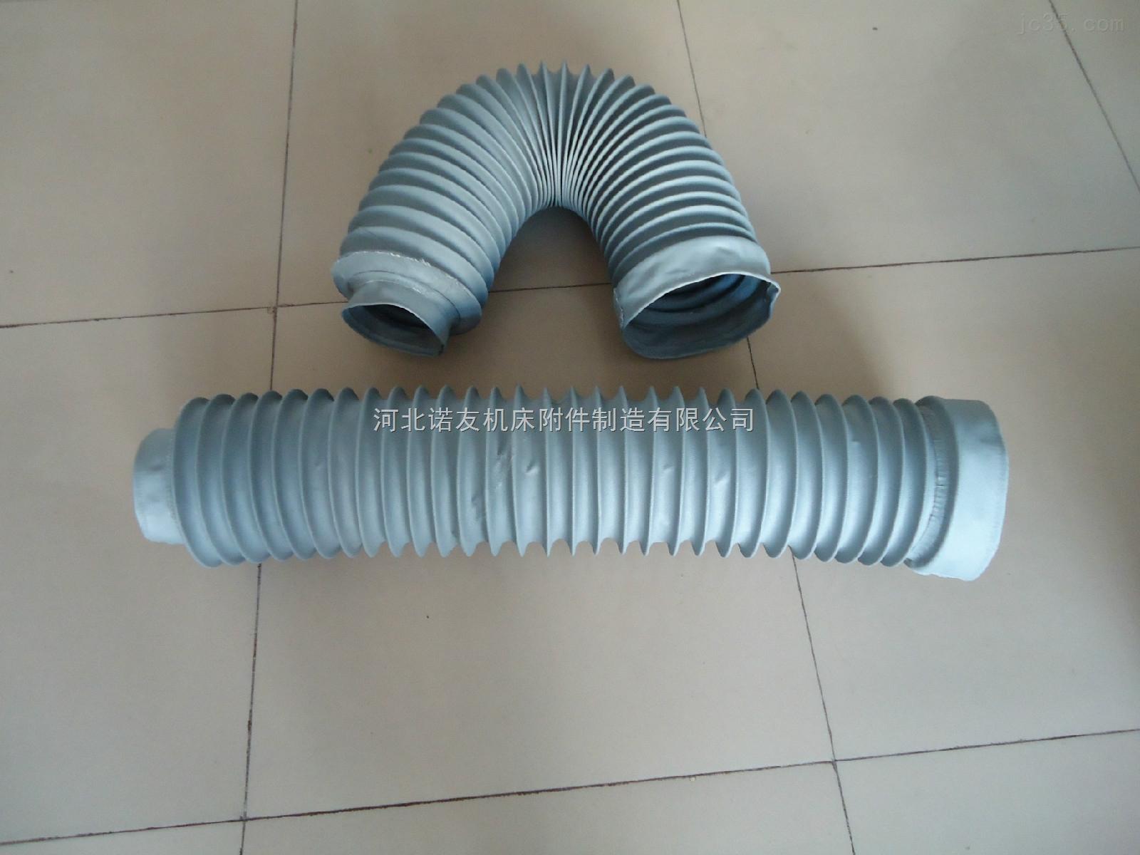 沧州PVC伸缩油缸保护罩