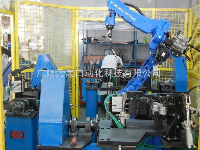 广东机器人焊接
