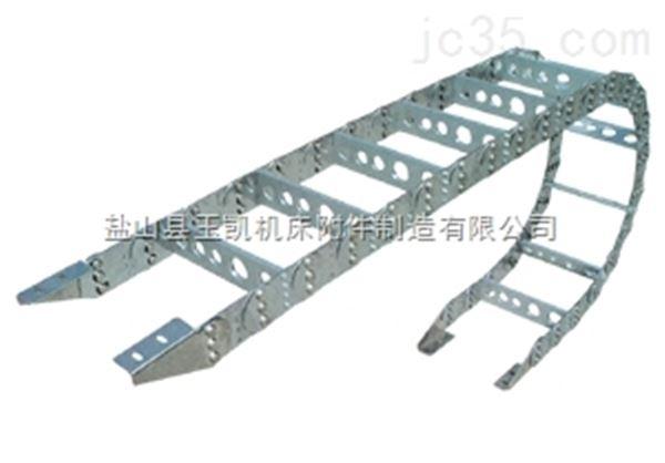 定制桥式钢制拖链