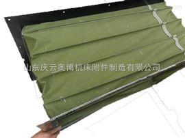 耐高温伸缩通风软连接应用