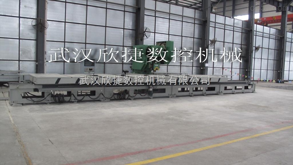 SKC-800SC中厚板长行程数控冲床送料机给料机械