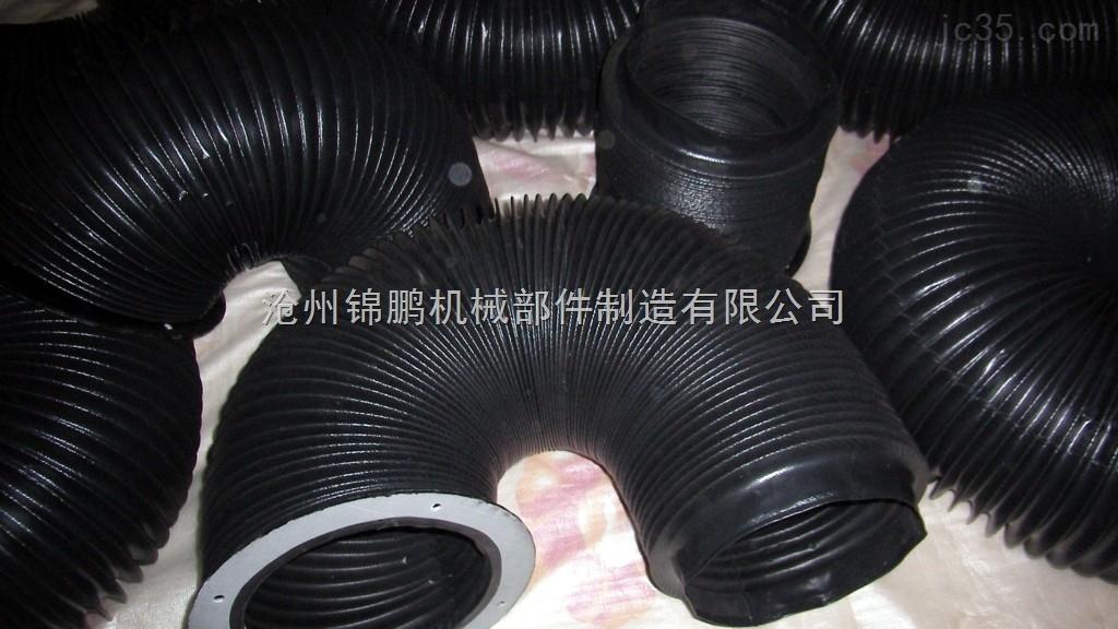 耐高温伸缩油缸防护罩