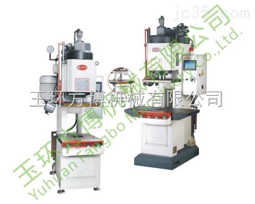 数控单柱液压机 落地式液压机