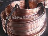 专业紫铜线镀金厂。c1020镀锡紫铜线卖家