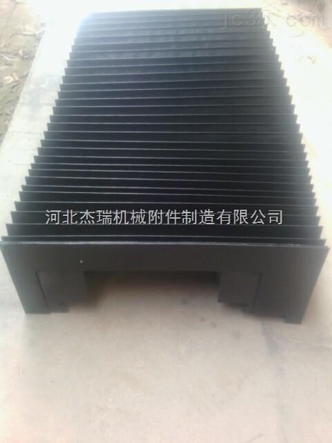加工柔性风琴防护罩
