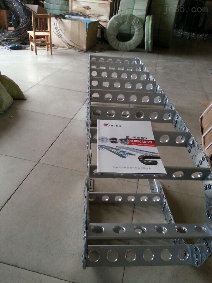 冶金设备电缆钢铝拖链