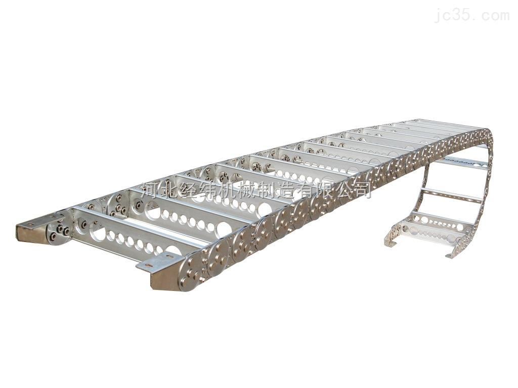 钢铝拖链 机床钢铝拖链