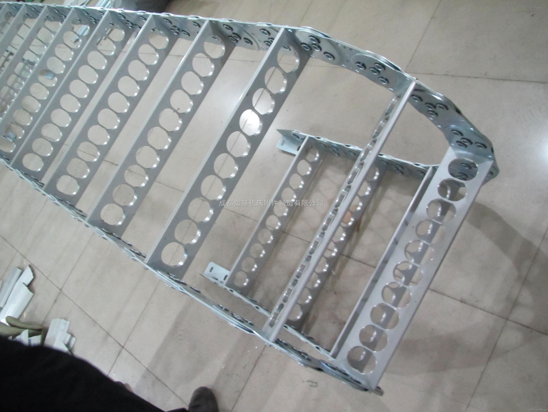 TL155桥式拖链 不锈钢工程拖链产品图片