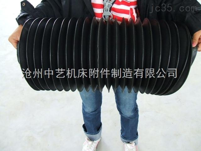 圆筒式伸缩防护罩