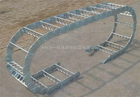 机床附件钢制拖链