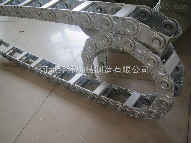 钻井机械设备导线钢制拖链