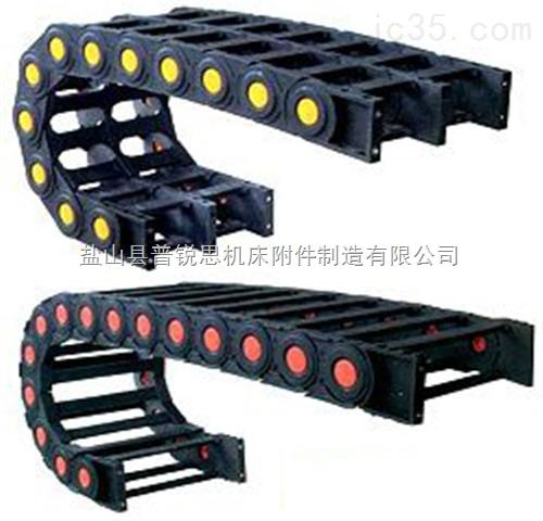工程塑料机床穿线拖链