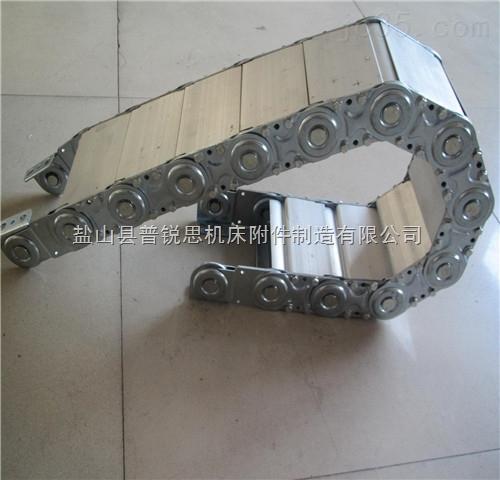 TLG175型钢制拖链规格