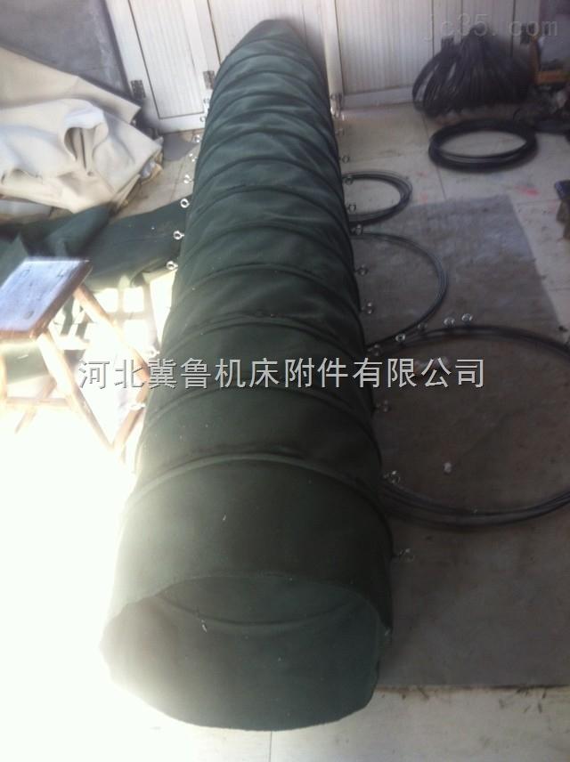 耐磨损散装机水泥除尘帆布布袋