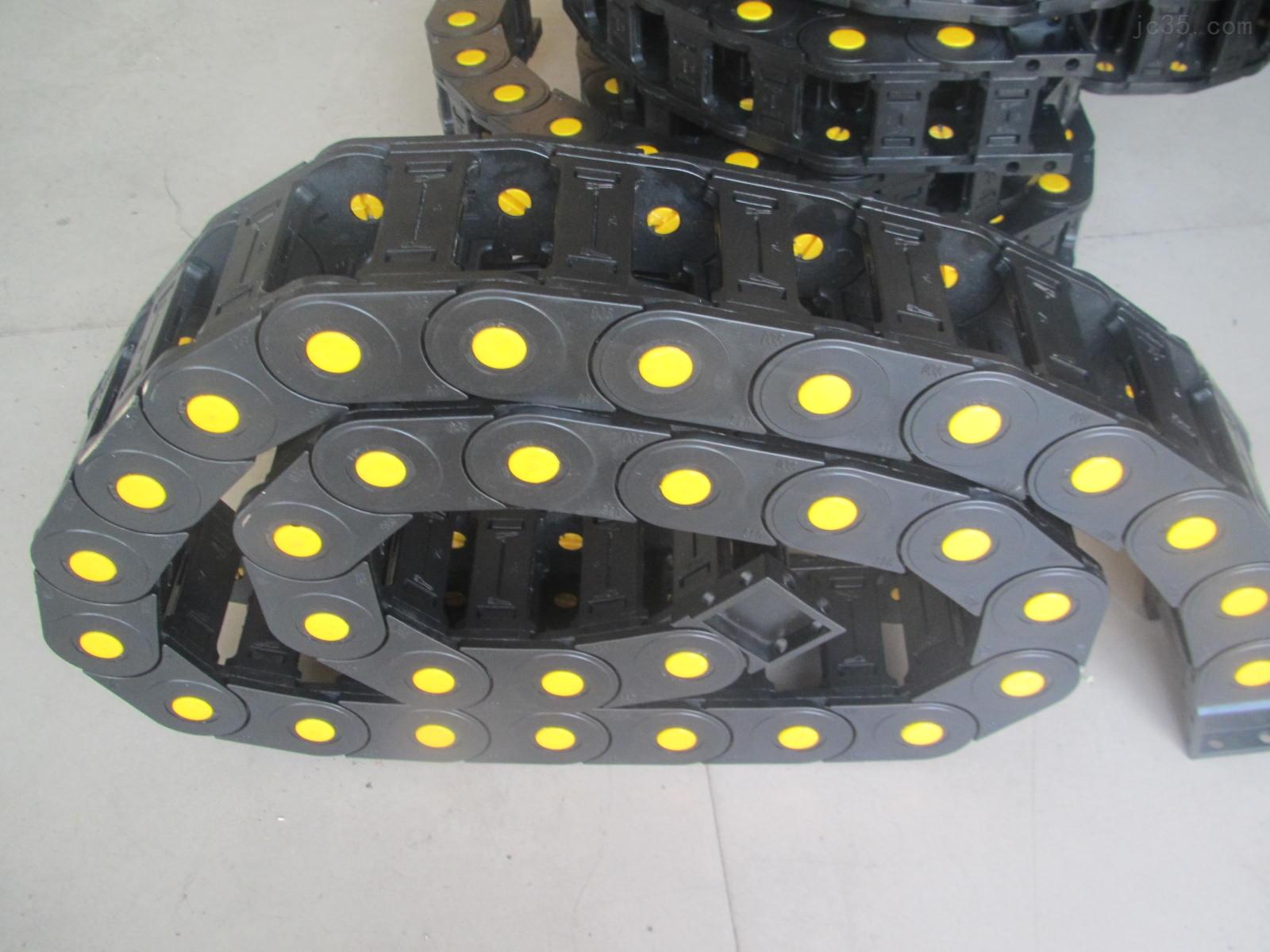 机床厂塑料坦克链