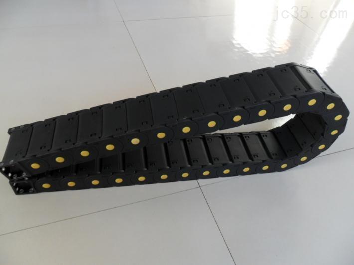 加固型尼龙塑料拖链